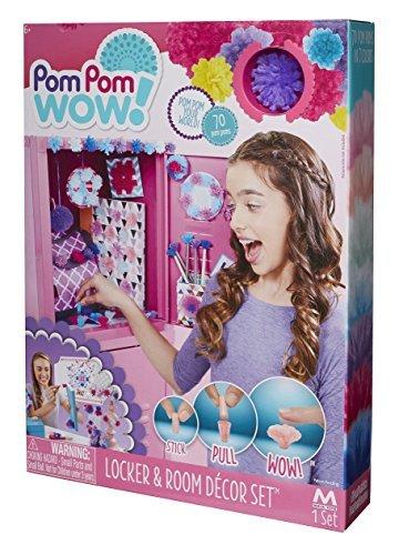 Pom Pom Wow! - Locker & Room Décor Set by Maya Toys