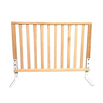 Rausfallschutz Holz Kleinkinder Baby Bettschutzgitter Kinderbett