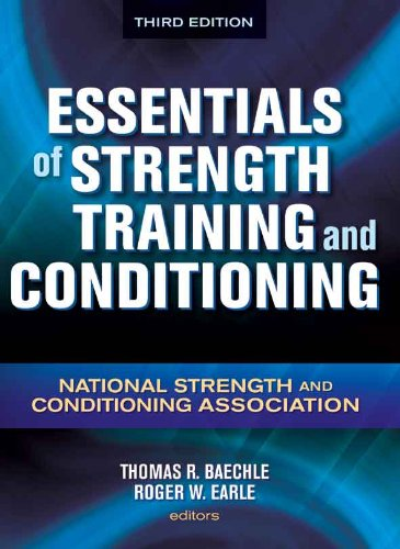 Essentials of Strength Training and Conditioning, Third Edition Pdf