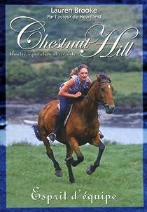 Chestnut Hill, Tome 5 : Esprit d'équipe par Brooke