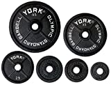 York Barbell 29030 Legacy Olympic Standard Plate - 2.5 lbs