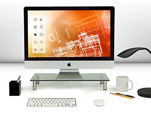 tv temp r e et moniteur de moniteur d 39 ordinateur t l viseur lcd led et support pour ordinateur. Black Bedroom Furniture Sets. Home Design Ideas
