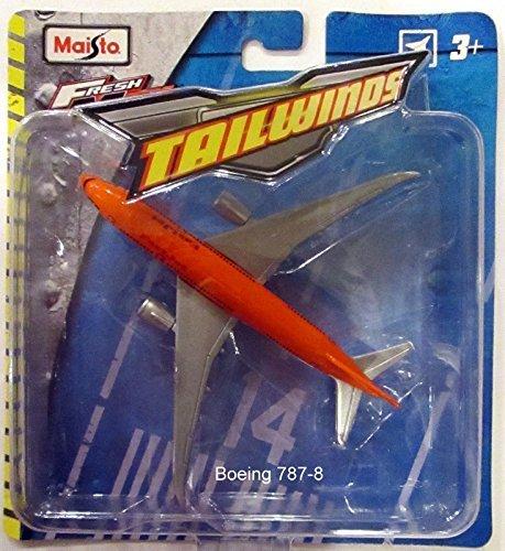 Maisto Fresh Metal Tailwinds Boeing 787-8 Plane