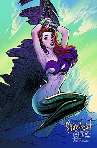 Shahrazad #1 Limited Edition Retailers Incentive Cover