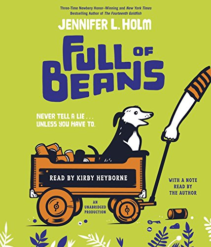 Full of Beans by Listening Library (Audio) (Image #1)