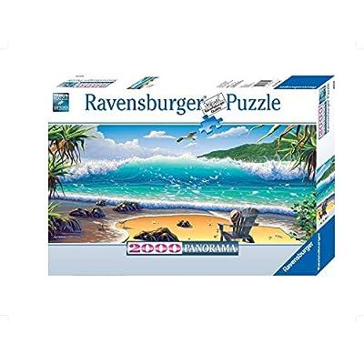 Ravensburger Cast Away Panorama 2000 Piece Puzzle