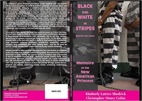 BLACK AND WHITE in STRIPES:  Sherriff Joes Tents -