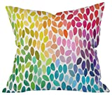 Deny Designs Garima Dhawan Dance 4 Outdoor Throw Pillow,  20'' x 20''
