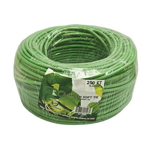 Grower's Edge Soft Garden Plant Tie - 250 ft - Edge Tie