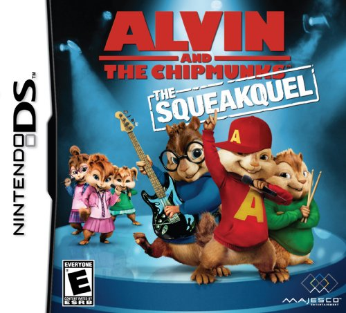 Alvin And The Chipmunks: The Squeaquel - Nintendo