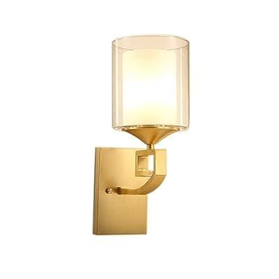 Wall De Style Lights Les Tous Bronze Haizhen Européen Salon Lamp g7vYy6bf