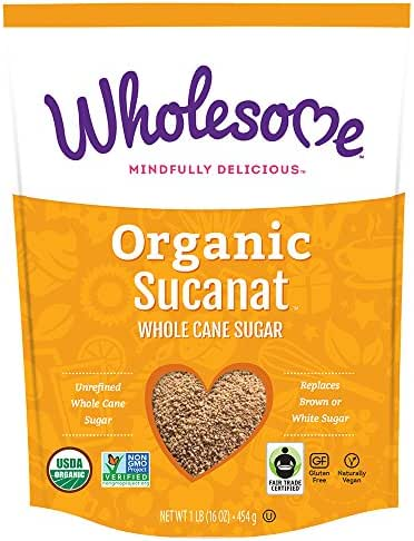 Sugar & Sweetener: Wholesome Organic Sucanat