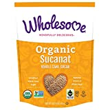 Wholesome Sweeteners, Sucanat, 16 Ounce, 12 Pack