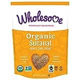 Wholesome Sweeteners Organic Sucanat, 16 oz. (Pack of 12)