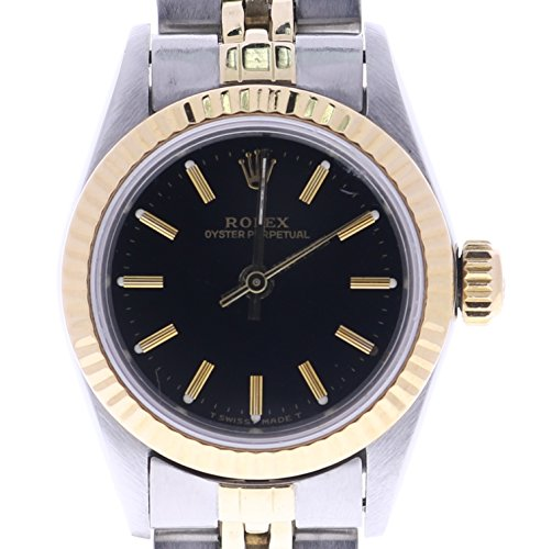 Rolex Oyster Perpetual automatic-self-wind womens Watch 67193 (Certified Pre-owned)