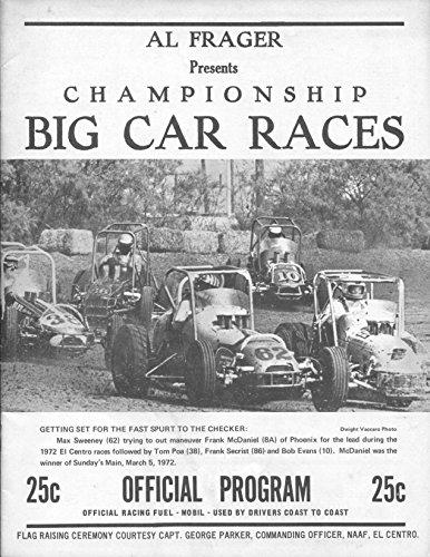 El Centro Fairgrounds Speedway CRA Auto Race - Centro Stores El