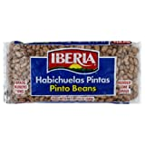 Iberia Pinto Bean, 12-Ounce (Pack of 24)