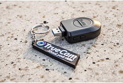 Truecam Gps Modul Mit Blitzerwarner Europaweit Inklusive Russland Für Dashcam Autokamera Auto