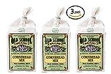 Old School Brand Non-GMO Cornbread Mix (Pack of 3)