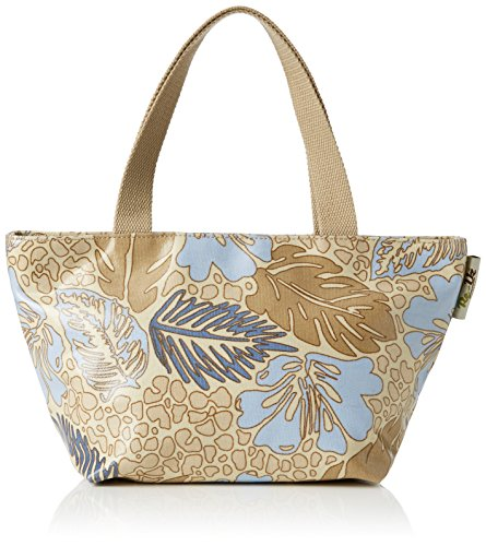Oilcloth Air Women's Small Re Multicoloured Plein uz Tote wqSAqnPXtx