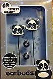 Sweet Gizmo Panda Earbuds, Best Gadgets