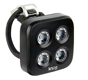 Knog Blinder Mob The Face Front USB Rechargeable Light, Black