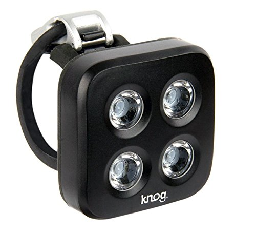 Knog Blinder Mob The Face Front USB Rechargeable Light, Black For Sale