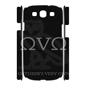 Samsung Galaxy S3 I9300 Phone Case Drake Ovo Owl F5E6898