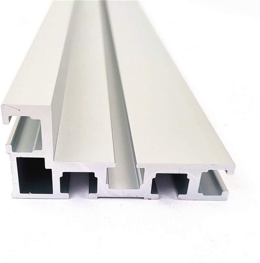 Universal T-Nut Schiene Modifikation Holzbearbeitung Schieber-Werkzeug