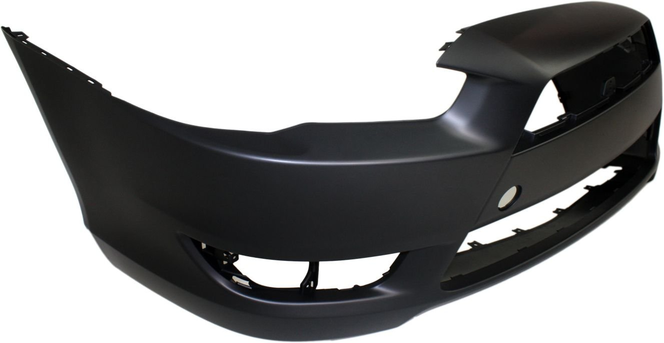 OE Replacement Mitsubishi Lancer Front Bumper Cover Partslink Number MI1000324