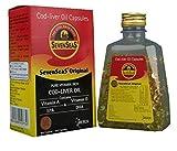 Seenseas Cod Liver Oil 500 softgel Capsules