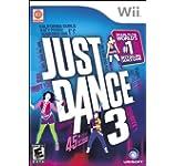 Just Dance 3 [Nintendo Wii] (Renewed)