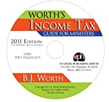 Worth's Income Tax Guide for Minister's 2011 Edition