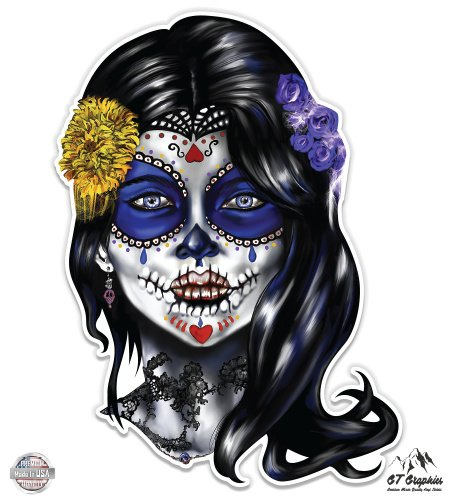 (Day of the Dead Beauty - 8