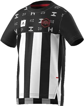 adidas LB Dy Sw tee Camisa de Golf Unisex niños