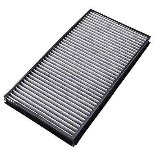 TOOGOO 2X Cabin Air Filter Set for BMW 04-10 E60 528I 535I 535Xi 545I 550I 650I M5 M6