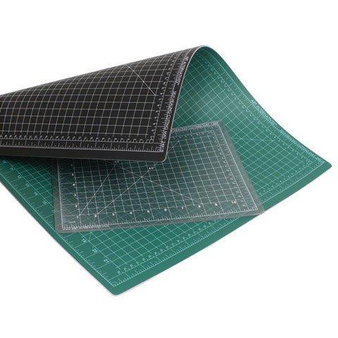 Art Alt Cutting Mat Green/Black 36X48OS2 by Art Alternatives