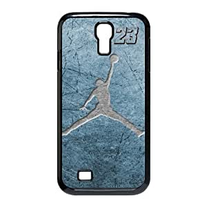 Samsung Galaxy S4 I9500 Cell Phone Case Michael Jordan Logo Case Cover PP8P296474
