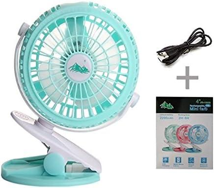 Cargador USB pequeño ventilador ventilador ventilador, variable ...