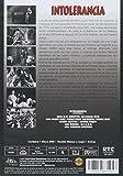 INTOLERANCIA [INTOLERANCE] CINE MUDO [D.W. GRIFFITH & LILIAN GISH & SENNA OWN] [NTSC/REGION 1 & 4 DVD. Import-Latin America].