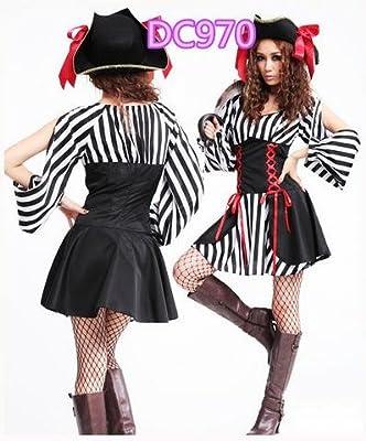 Disfraz de Halloween para aderezos de GH hembra e instrucciones ...