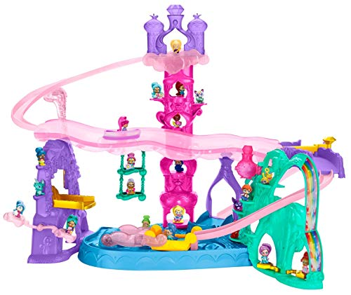 Nickelodeon Shimmer and Shine, Teenie Genies Magic Carpet Adventure Playset ()