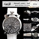 ガガミラノ GAGA MILANO マニュアーレ MANUALE ユニセックス 腕時計 5020.9 [並行輸入品]