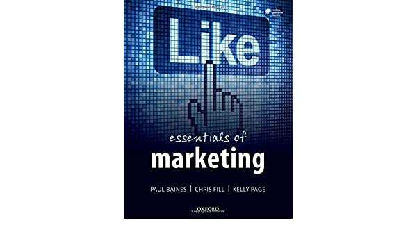 Essentials of marketing paul baines chris fill kelly page essentials of marketing paul baines chris fill kelly page 9780199646500 amazon books fandeluxe Image collections