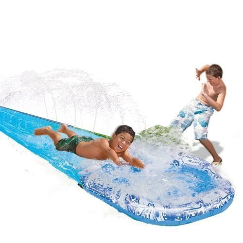 BANZAI Soak 'N Splash Water Slide by BANZAI