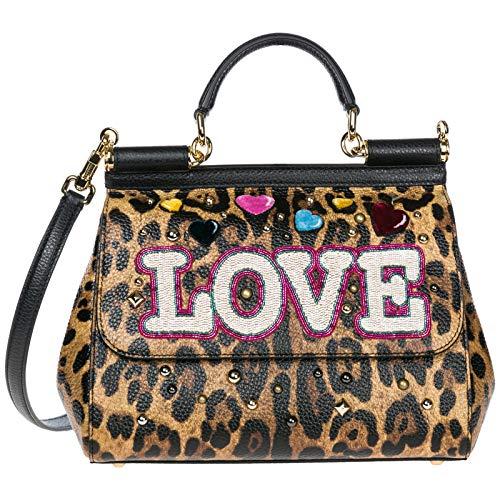 Dolce&Gabbana women Sicily handbags leo