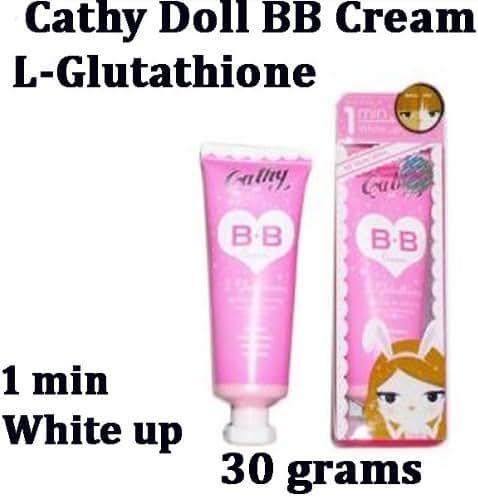 Karmart Cathy Doll BB Gluta White Whitening Cream Korea L-Glutathione SPF 59+++