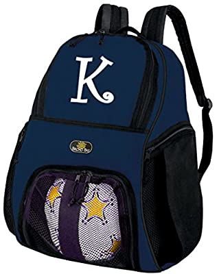 Personalized Soccer Backpack Ball Carrier Bag by BROAD BAY