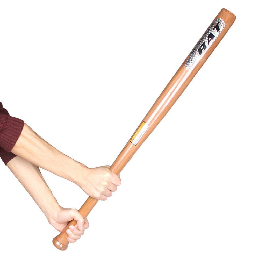 Bate de béisbol de madera de Finoki, autodefensa