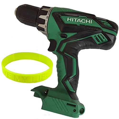 Hitachi 18-Volt 1/2-in 13mm Cordless Variable Speed and R...